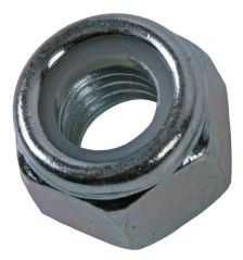DURATOOL D02042  M6 Lock Nuts Stainless Steel  Pk100